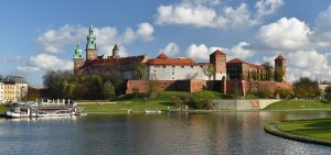 Wawel. Namioty tureckie.